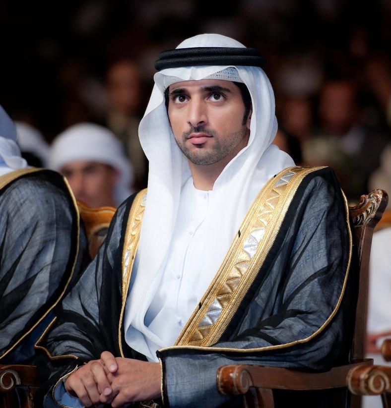 H.H Sheikh Hamdan bin Mohammed bin Rashid Al Maktoum