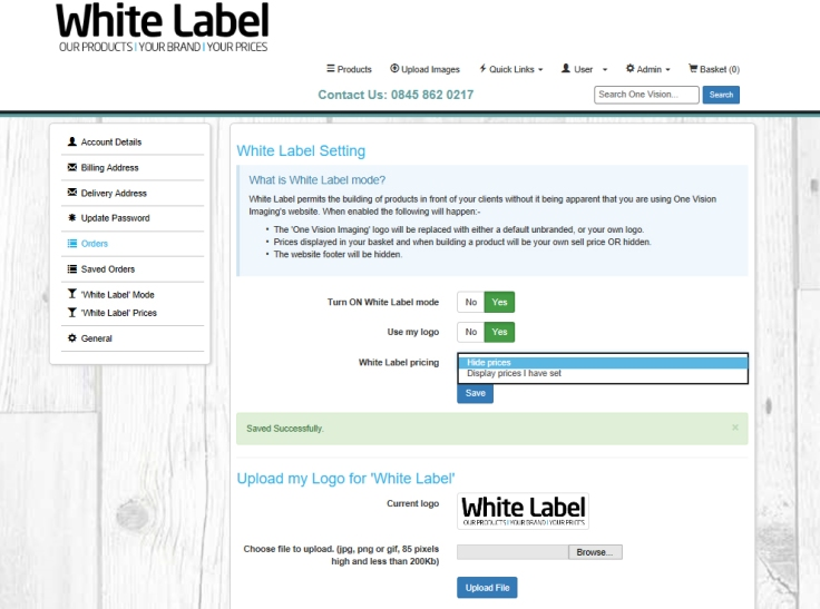 White Label 2